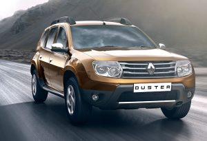 Mobil Renault Duster 1.5 dci RXL
