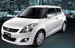 Mobil Suzuki Calerio