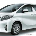 All New Toyota Alphard 3.5 Q