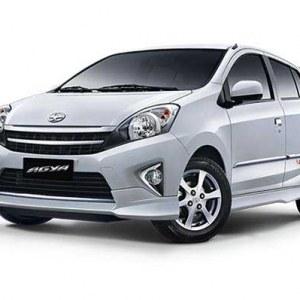 Toyota Agya TRD S AT
