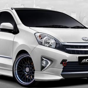 Toyota Agya TRD S MT