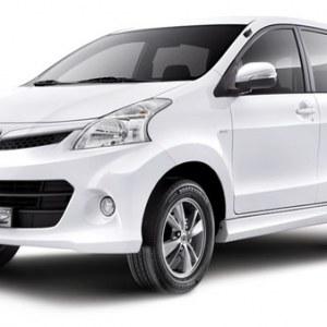 Toyota Avanza Veloz 1,5 AT Luxury