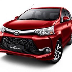 Toyota Avanza Veloz 1,5 MT Luxury