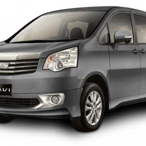 Toyota New Nav 1 Type V Limited AT