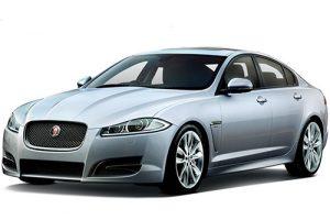 Mobil Jaguar XE