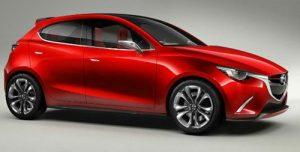 Mobil Mazda 2 Skyactiv