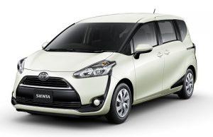 Mobil Toyota Sienta