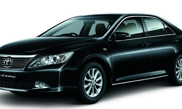 All New Camry 2 5v A T Toyota