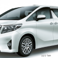 All New Toyota Alphard 3.5 Q