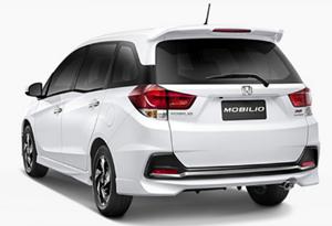 Honda Mobilio RS CVT Limited Edition