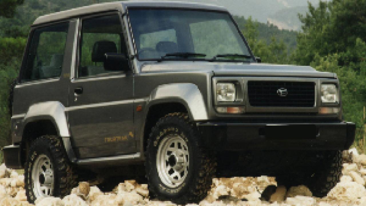 96+ Gambar Mobil Feroza HD Terbaik