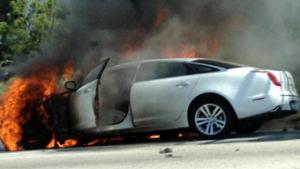 Penyebab Mobil Terbakar