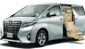 Toyota Alphard 2.5 X