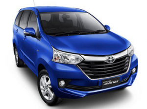 Toyota Avanza Type G 1.3 M/T Basic
