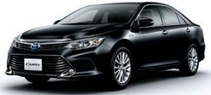 Toyota Camry 2.5 G – A/T