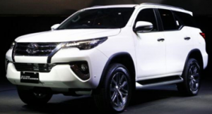 Toyota Fortuner 2.4 VRZ A/T