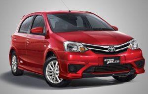 Toyota Etios Valco JX M/T