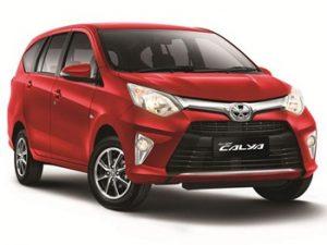 Toyota Calya Tipe E M/T