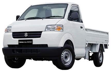 Info Harga Mobil Pickup Terbaru Suzuki