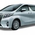 All New Toyota Alphard Alphard 2.5 G