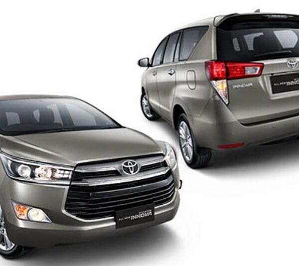 Kijang Innova Type V AT Diesel - Harga - Spesifikasi ...