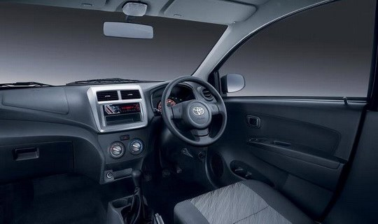 Toyota Agya E AT Harga Spesifikasi Review September 2020