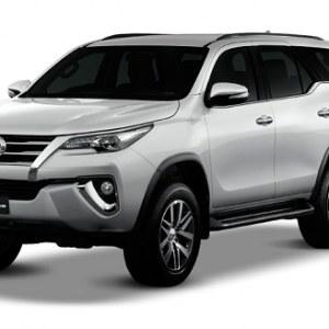Toyota New Fortuner 2.7 V AT