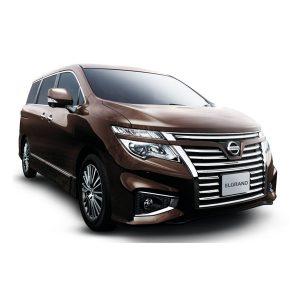 Nissan Elgrand 3,5 CVT