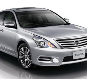 Nissan Teana 2,5 – V6 A/T NIK 2013