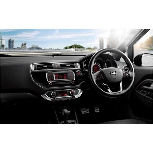 Kia Rio 1 Hatchback: Kia Rio Hatchback A/T