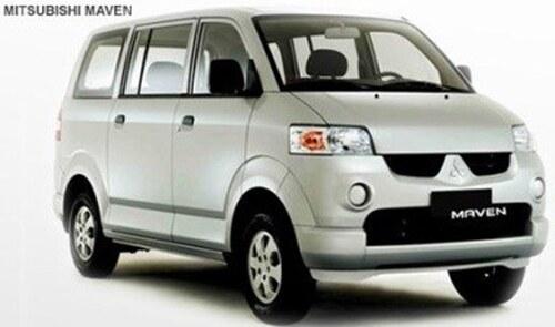 Mitsubishi Maven GLS 2.0 - Harga - Spesifikasi - Review ...