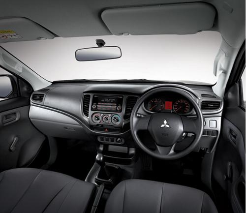 Mitsubishi Strada Triton Cab HD-X - Harga - Spesifikasi ...