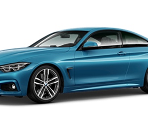 BMW 435i Coupe M Sport